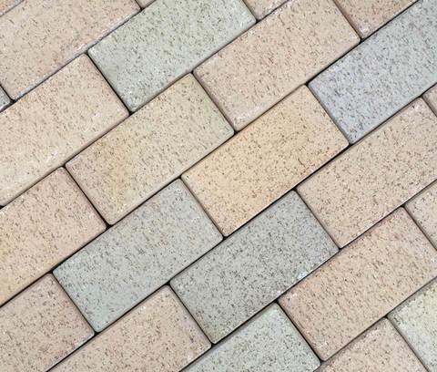 Как производят тротуарную плитку